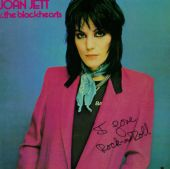 Joan Jett, Joan Jett & the Blackhearts - Crimson and Clover