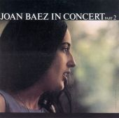 Joan Baez in Concert, Pt. 2