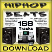 Hip Hop Beats: 168 Tracks