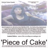 Piece of Cake Eclectic Fusion Sounds
