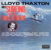 Lloyd Thaxton Goes Surfing with the Challengers