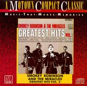 Smokey Robinson, Smokey Robinson & the Miracles - I Second That Emotion