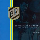Burning for Buddy: A Tribute to the Music of Buddy Rich, Vol. 2