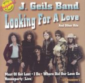 J. Geils Band - Houseparty