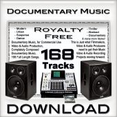 Documentary Music: 168 Royalty-Free Tracks