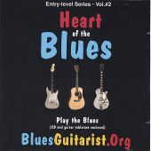 Bluesguitarist.org: Heart of the Blues, Vol. 2