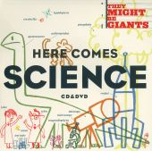 Here Comes Science - They Might Be Giants (Audio CD) UPC: 050087148997