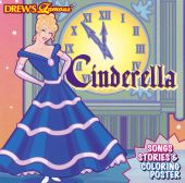 Drew's Cinderella Songs Stories and Coloring
