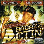 DJ D-Real, Lil' Boosie - Wipe Me Down