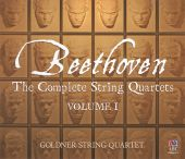 Beethoven: The Complete String Quartets, Vol. 1