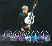 David Bowie - A Reality Tour - David Bowie (DVD) UPC: 074645875590