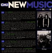 CMJ New Music, Vol. 58