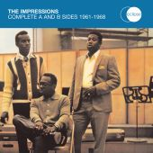The Impressions - Minstrel and Queen [Single Version]