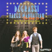 Degrassi Takes Manhattan: The Heat Is On