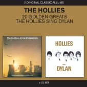 20 Golden Greats/The Hollies Sing Dylan