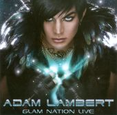 Glam Nation Live - Adam Lambert (Audio CD) UPC: 886978342621