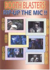 Booth Blasters: Rip Up the Mic! [DVD]