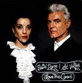 David Byrne, St. Vincent - Who