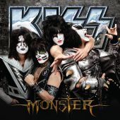 Monster - Kiss (Audio CD) UPC: 602537112050
