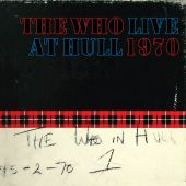 Live At Hull 1970 - Who (Audio CD) UPC: 602537113491
