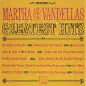 Martha & the Vandellas, Martha Reeves & the Vandellas - Nowhere to Run