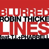 Robin Thicke, T.I., Pharrell - Blurred Lines
