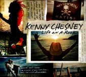 Life On A Rock - Kenny Chesney (Audio CD) UPC: 887654547927