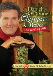 Christmas Wishes: The Yule Log DVD