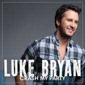 Crash My Party - Luke Bryan (Audio CD) UPC: 602537445264