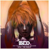 Hayley Williams, Zedd - Stay the Night [Kevin Drew Remix]