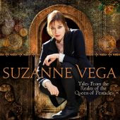 Tales From The Realm Of The Queen Of Pentacles - Suzanne Vega (Audio CD) UPC: 698519251022