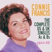 Francis Connie-Complete Us - Connie Francis (Audio CD) UPC: 824046903725