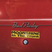 Moonshine In The Trunk - Brad Paisley (Audio CD) UPC: 888430552821