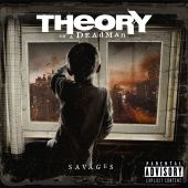 Savages (Explicit) - Theory Of A Deadman (Audio CD) UPC: 016861756321