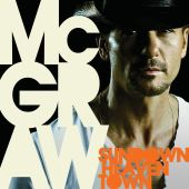 Sundown Heaven Town - Tim Mcgraw (Audio CD) UPC: 843930013401