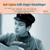 Folk Singer-Humdinger, Vol. 2: Just About as Good as It Gets!