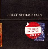 The Album Collection Vol. 1 1973-1984 - Bruce Springsteen (Audio CD) UPC: 888750141422