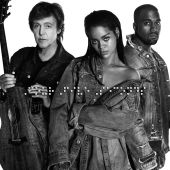 Paul McCartney, Rihanna, Kanye West - FourFiveSeconds