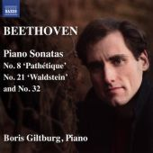 Beethoven: Piano Sonatas No. 8 'Pathétique', No. 21 'Waldstein' and No. 32