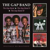 The  Gap Band/The Gap Band II/The Gap Band III