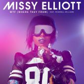 Missy Elliott - WTF (Where They From)