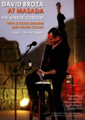 At Masada the Sunrise Concert with Jackson Browne and Shawn Colvin [Video]