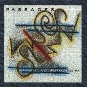 Aardvark Jazz Orchestra, The : Passages (2015)