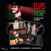 Live in the 50's: The Complete Concert Recordings
