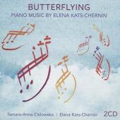 Butterflying: Piano Music ic by Elena Kats-Chernin