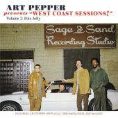 Art Pepper Presents West Coast Sessions, Vol. 2: Pete Jolly