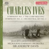 "Charles Ives: Orchestral Works, Vol. 3 - Symphony No. 3 ""The Camp Meeting""; Symphony No. 4; Orchestral Set No. 2"
