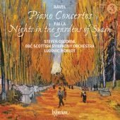 Ravel: Piano Concertos; Falla: Nights in the Gardens of Spain