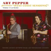 Art Pepper Presents West Coast Sessions, Vol. 3: Lee Konitz