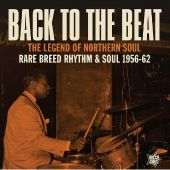 Back to the Beat: Rare Breed Rhythm & Soul 1956-1962